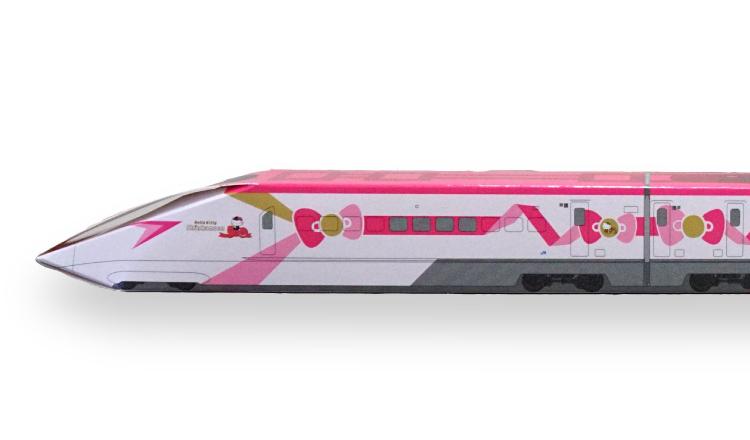 配合「Hello Kitty新幹線」上路 Kitty年輪蛋糕於JR博多車站、小倉車站登場 凱蒂猫、