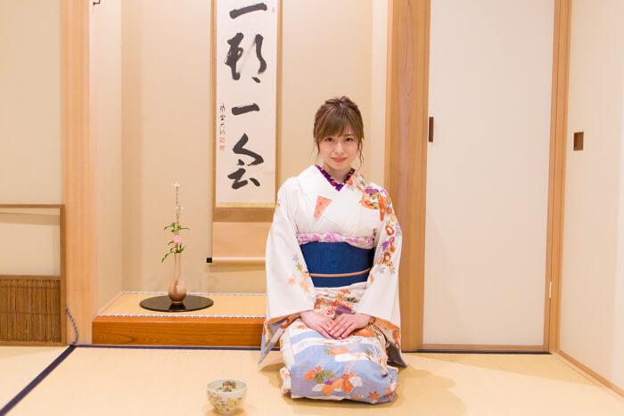 【SAI SAI JALAN JALAN #3】SILENT SIREN Yukarun 透過茶道熟悉日式傳統