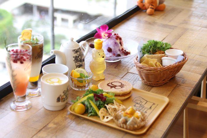 STORY STORY小田急百貨新宿店小熊維尼期間限定蜂蜜咖啡