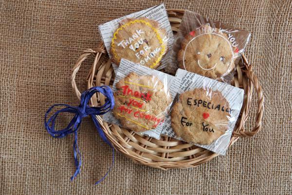 epoch保鮮膜專用色筆-餅乾裝飾