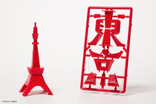 """從觀光名勝的地名變成""""建築""""!?藝術般的日本伴手禮系列「____」推出東京鐵塔&大阪城登場 手禮、"""