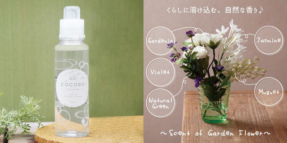日本熊寶貝FaFa COCORO 洗衣精