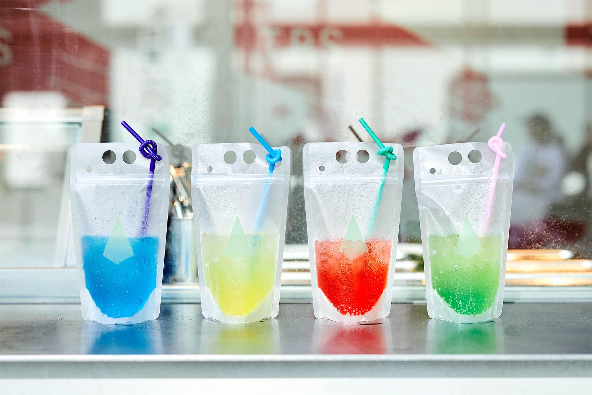 原宿THE PARFAIT STAND推出適合夏天的繽紛新商品發售! 在原宿、甜點、