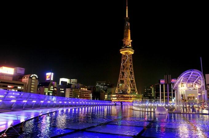 名古屋電視塔夜景