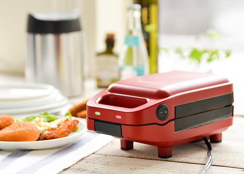 番茄紅三明治機