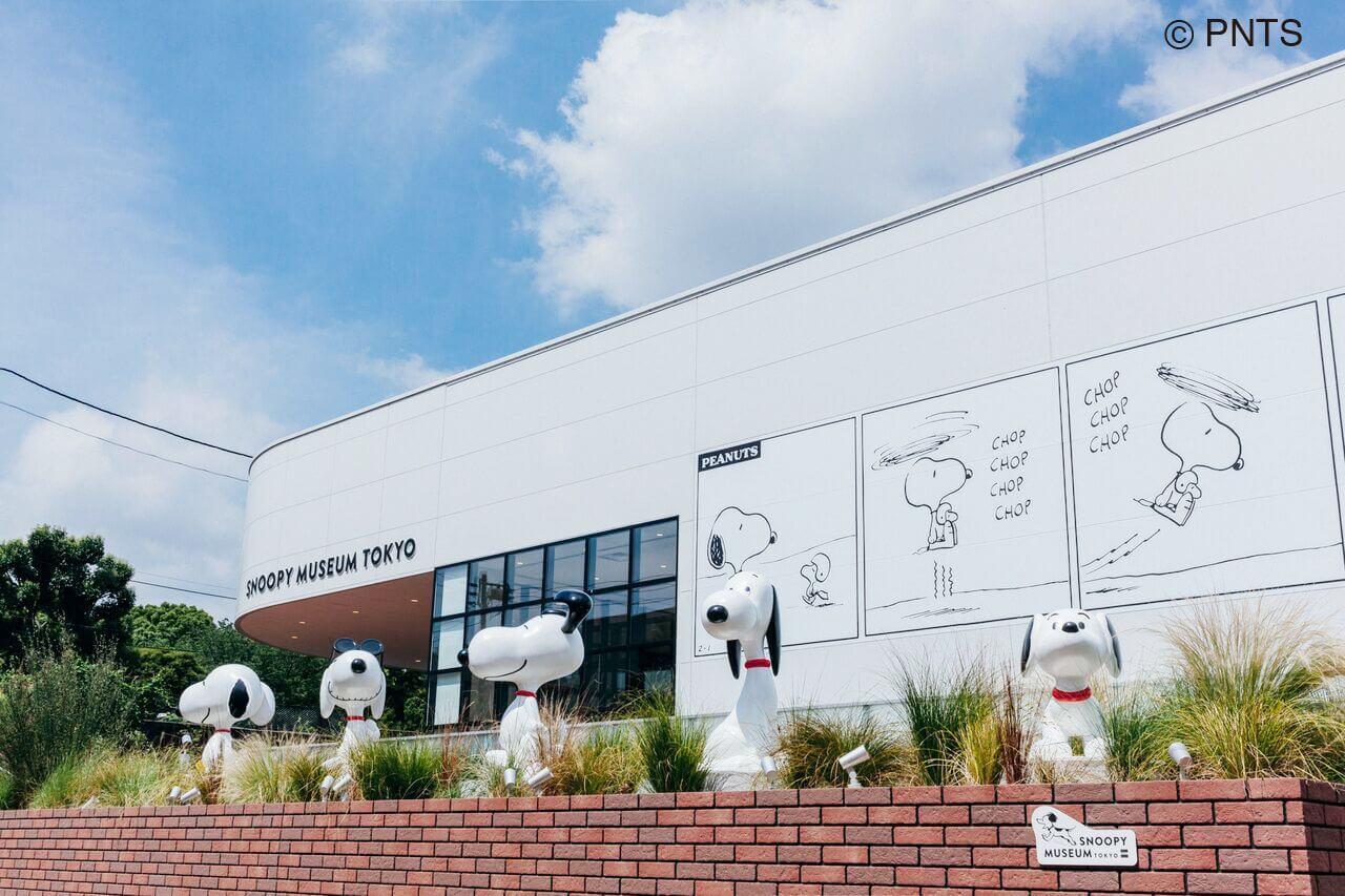 六本木閉館後2年 備受期待的「SNOOPY MUSEUM」將於町田市開幕! snoopy_、