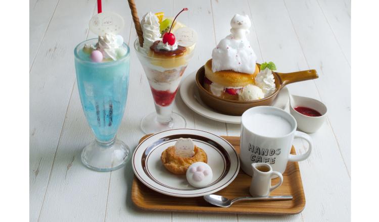 日本人氣角色「HOWACOLOCLUB」×「HANDS CAFE」合作主題咖啡廳開幕 合作、咖啡廳、