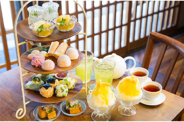 倉敷下午茶-廣榮堂倉敷雄雞店