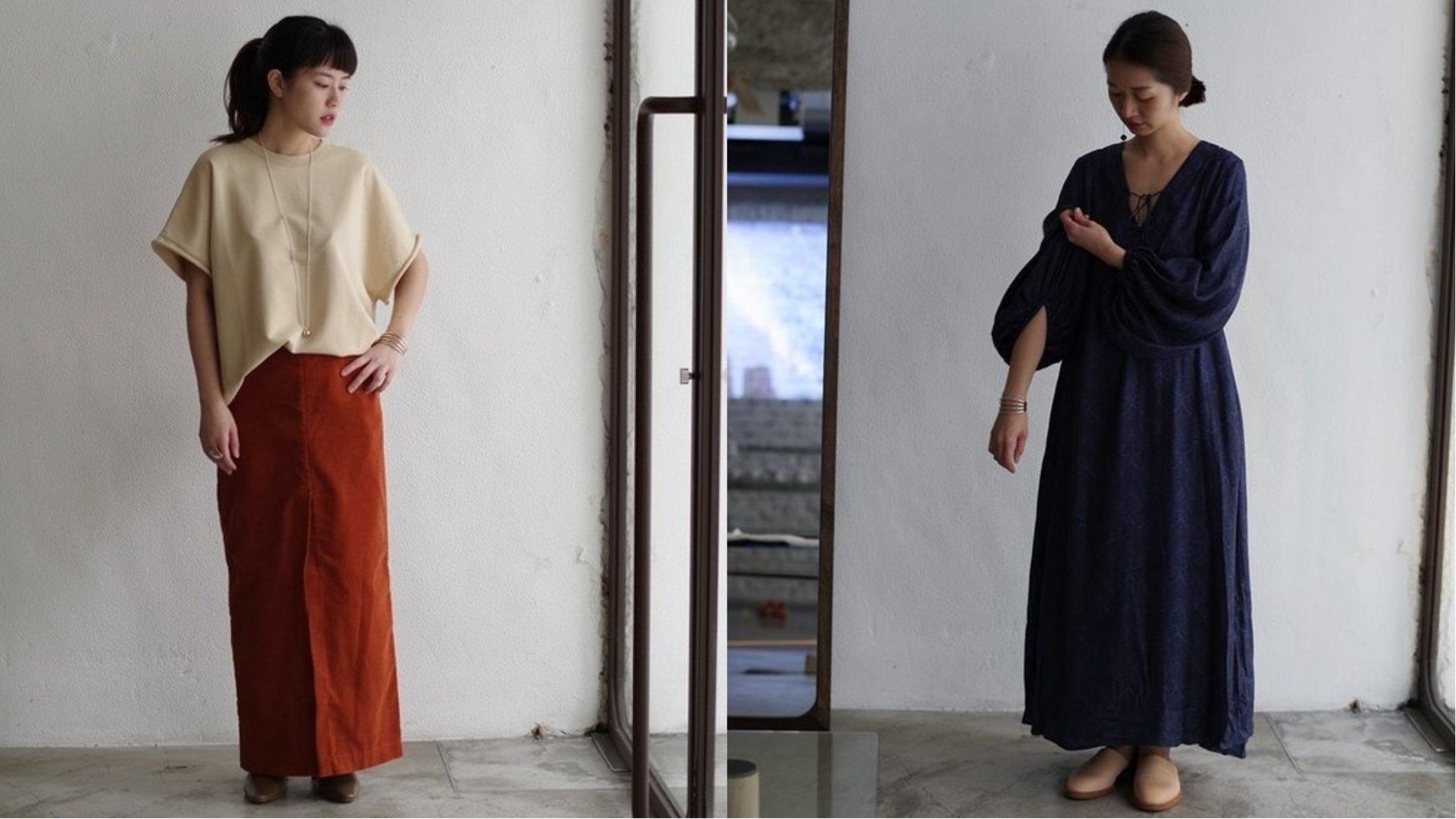 夏日色彩提案 | 為美好衣著妝點繽紛色彩,打造日系女子的質感意象