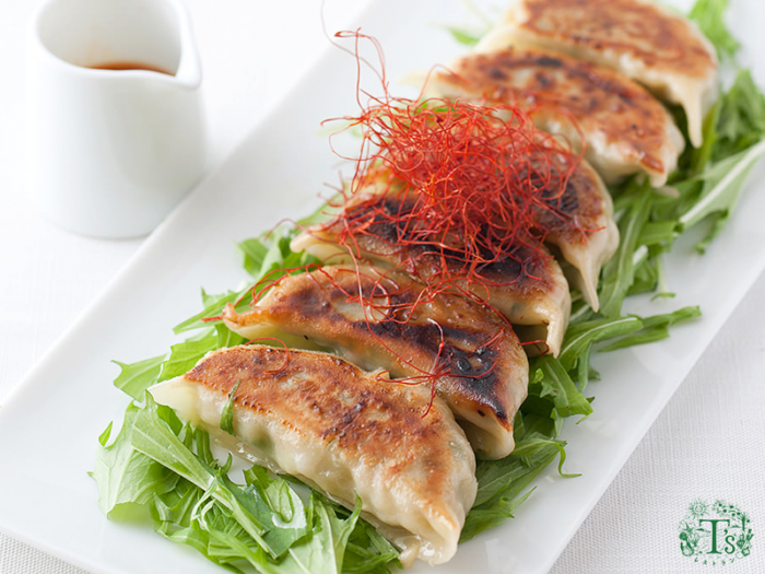 東京自由之丘素食餐廳Ts餃子煎餃