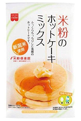 共立食品米粉鬆餅粉