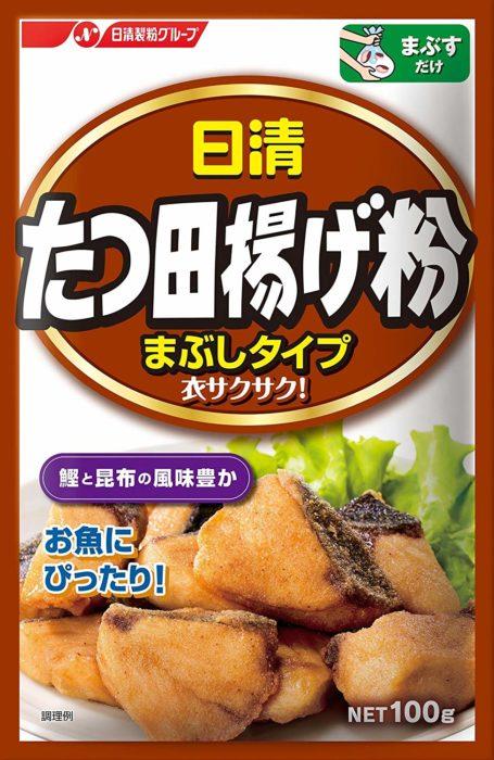 日清龍田炸雞粉