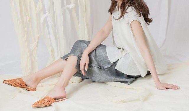 清爽端莊的足部時尚,交給氣質滿分的不露趾涼鞋款式