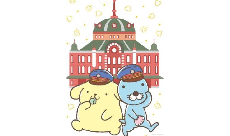 暖暖日記×布丁狗的快閃店於東京車站開幕 在東京駅、暖暖、