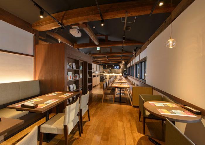 svb京都2樓空間