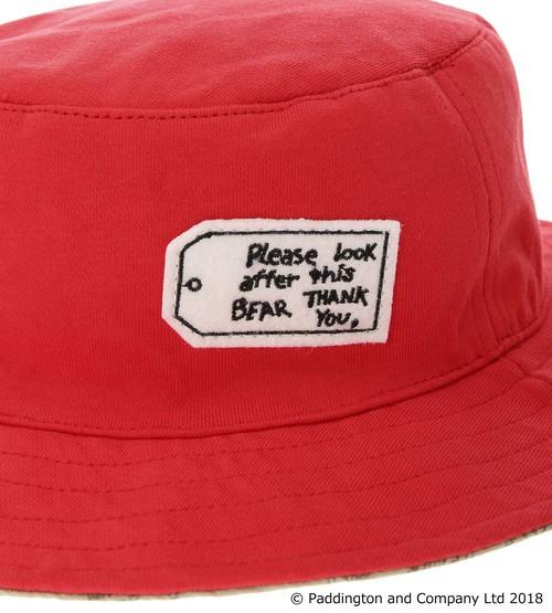 經典紅帽標語