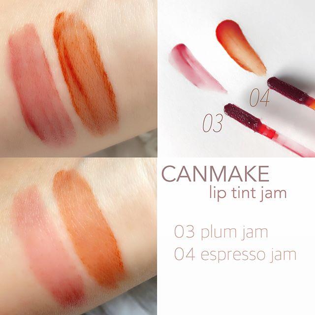 自然的顯色讓人看一眼就愛上♡果醬水吻唇蜜(Lip Tint Jam) lucky02181014