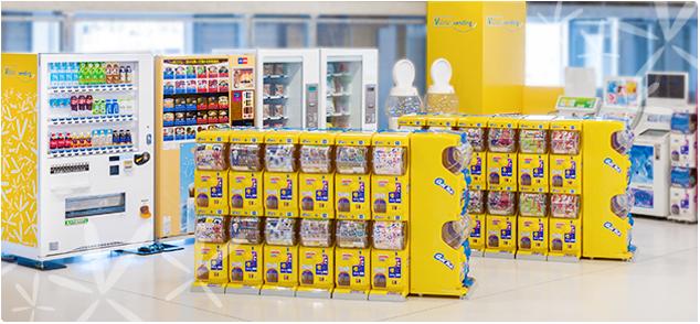 成田空港第三航廈香草航空專賣店v store vending