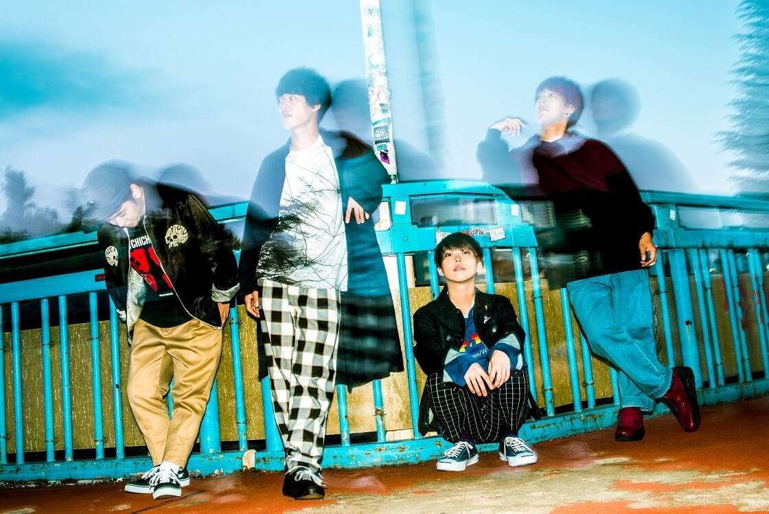 電視動畫「RADIANT」片頭曲決定為04 Limited Sazabys新歌「Utopia」 04 Limited Sazabys_、RADIANT_、