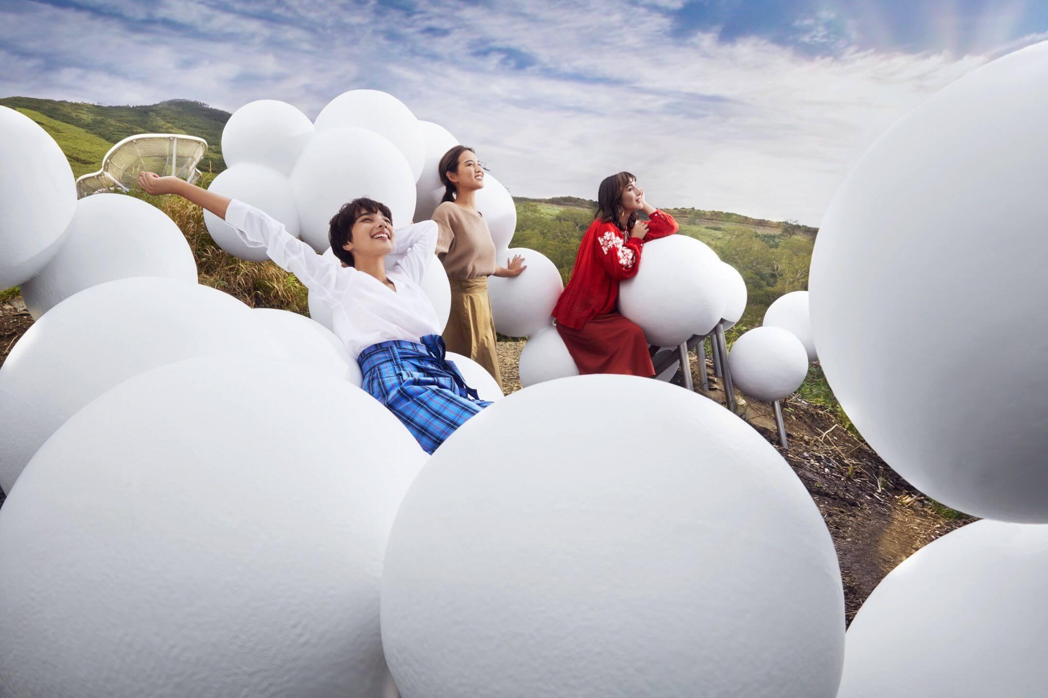 北海道星野TOMAMU度假村推出能夠欣賞到雲海的觀景台「Cloud Bed」登場 星野集團、