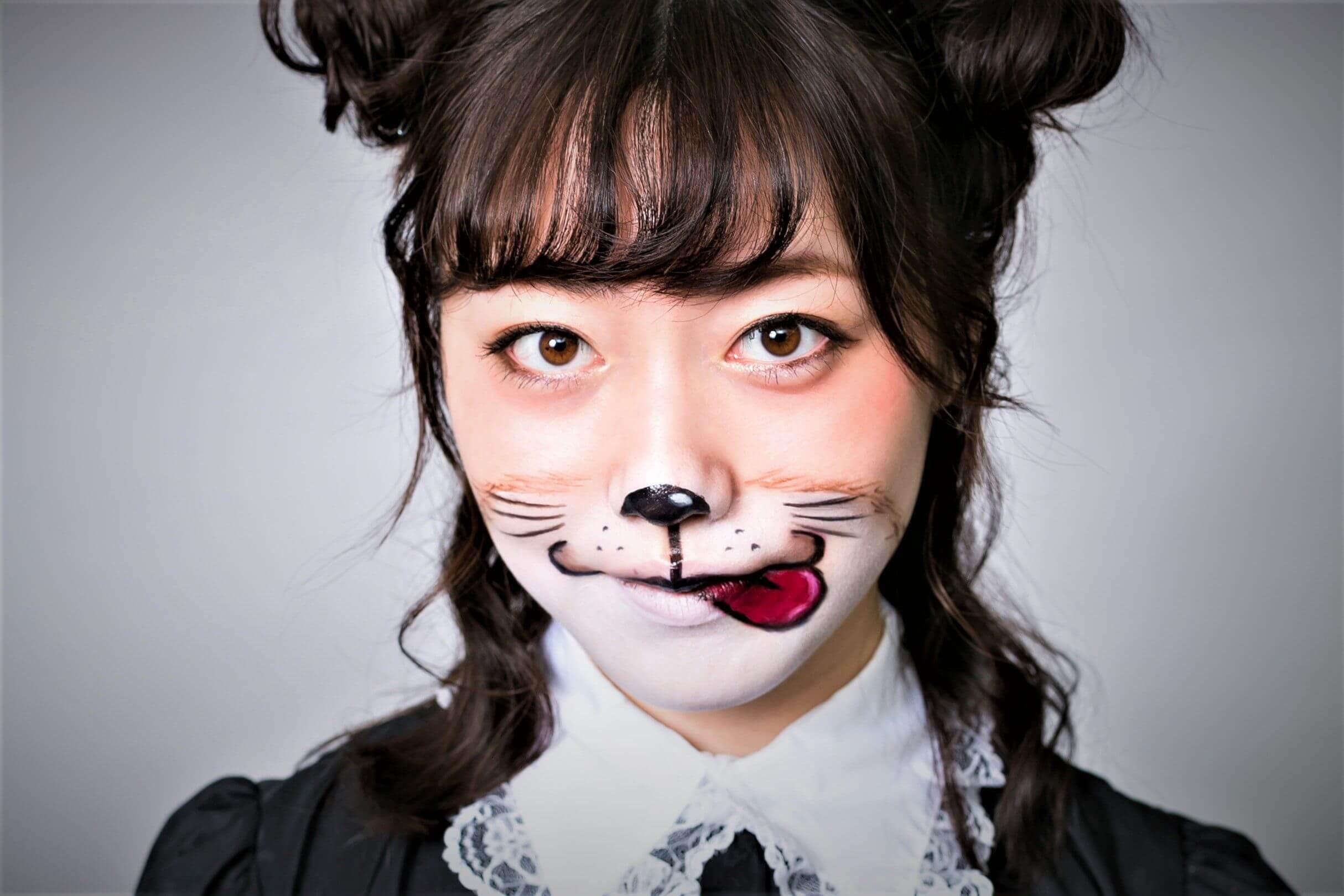 萬聖節妝容超平價!「atelier haruka」推出萬聖節限定方案 妝容、萬聖節、