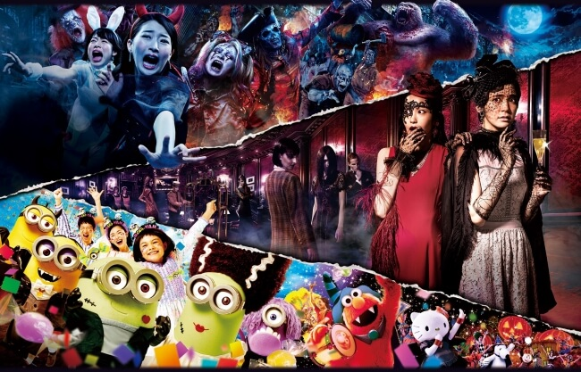 日本環球影城 萬聖節限定的恐怖遊樂設施「Albert Hotel」大公開 日本環球影城、萬聖節、