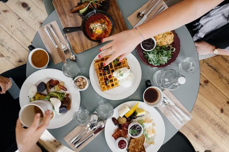 從早上開始享受優雅的時間吧!在銀座推薦的8種早餐菜單 在銀座、早餐、
