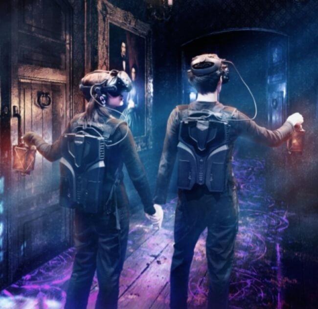 運用融合了AR和VR的MR技術設立的設施 澀谷「TYFFONIUM SHIBUYA」 澀谷、