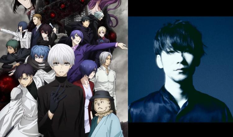 TK from凜冽時雨 新歌「katharsis」成為「東京喰種:re」第二期片頭曲 東京喰種、