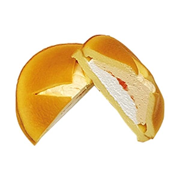雙重鮮奶油蛋糕三明治