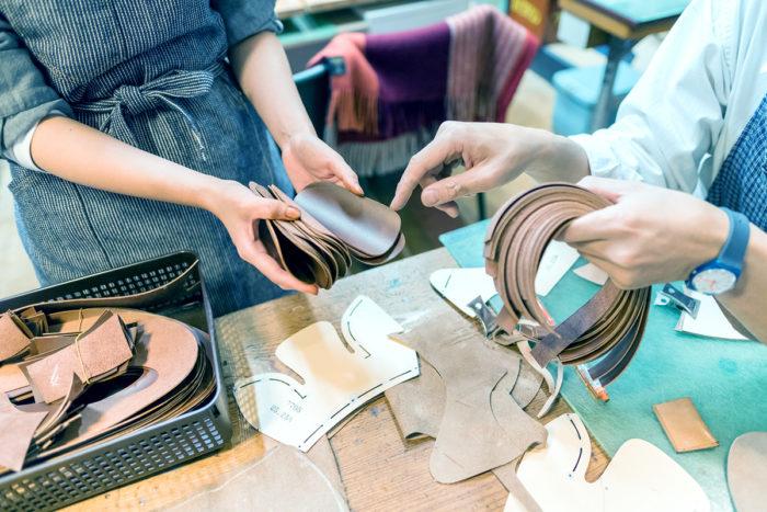 皮革素材市集活動