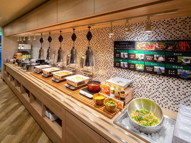 superhotel早餐札幌susukino