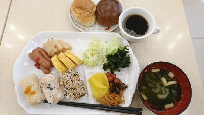 東橫INN早餐CP值高