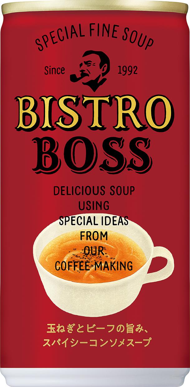 BISTRO BOSS 洋蔥牛肉的鮮美 辛香法式清湯