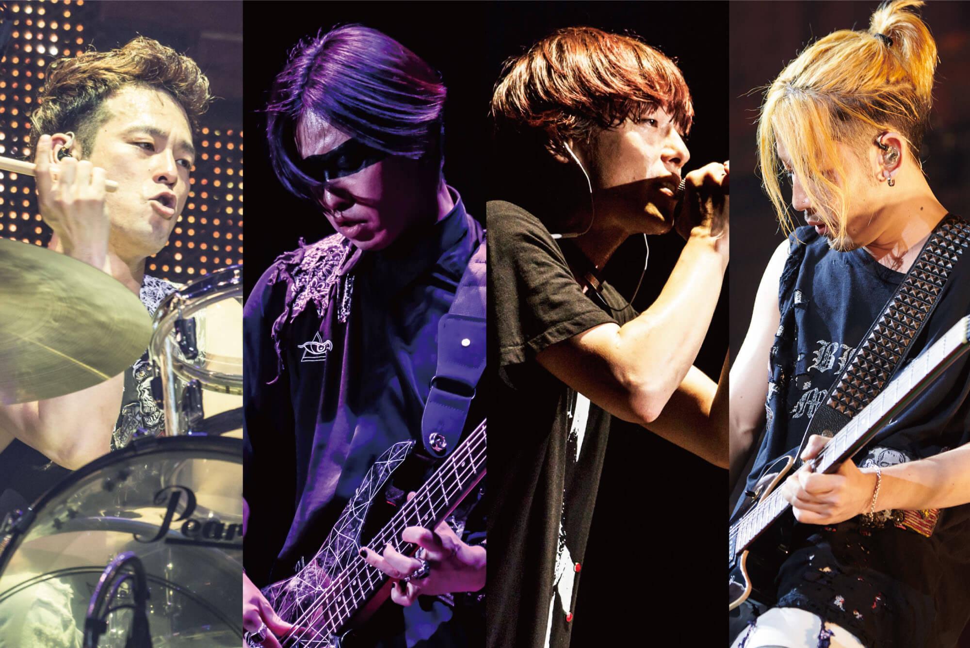 舉辦了世界巡迴的SPYAIR 收錄日本國內展演廳巡迴的Live影像DVD即將發售 SPYAIR_、