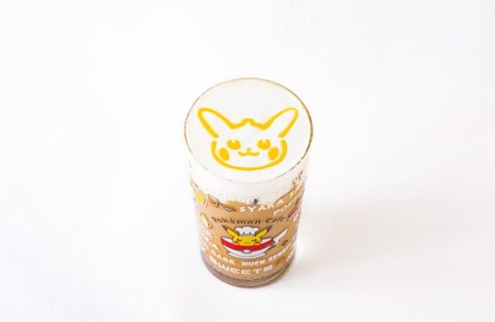 皮卡丘萬聖節栗子咖啡