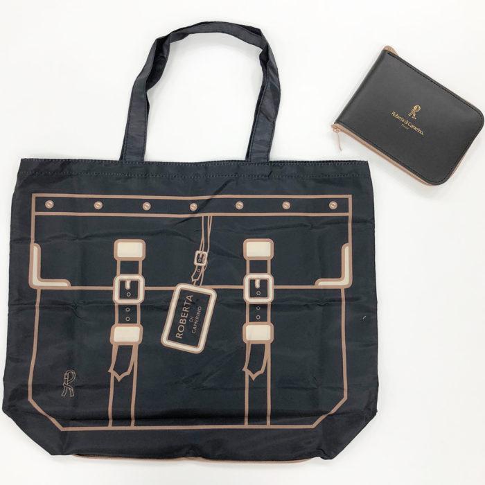 ROBERTA DI CAMERINO收納型購物袋