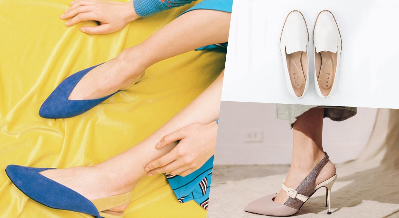 穿出不凡自信美!OL 女孩們都該入手的 3 款鞋推薦