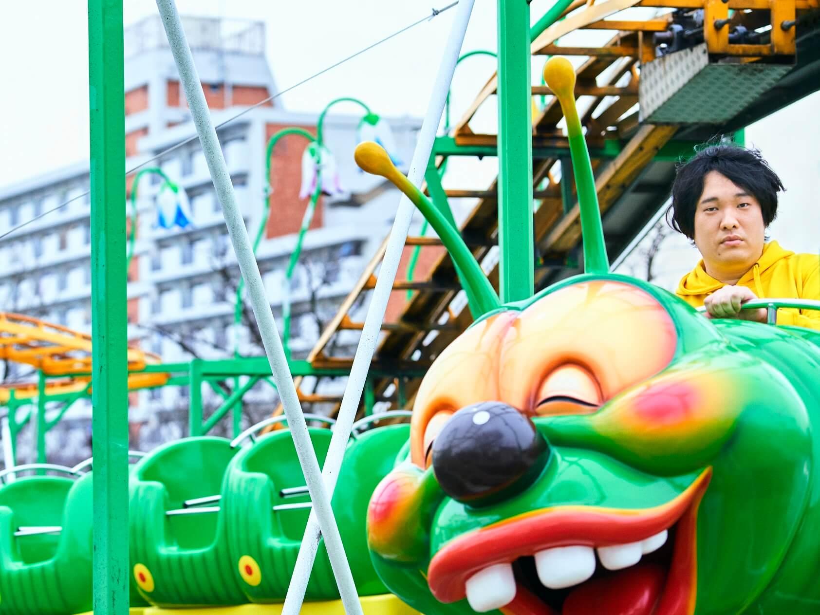 日本搞怪創作歌手「岡崎體育」獨佔最新一季「寶可夢」動畫主題曲! 精靈寶可夢、