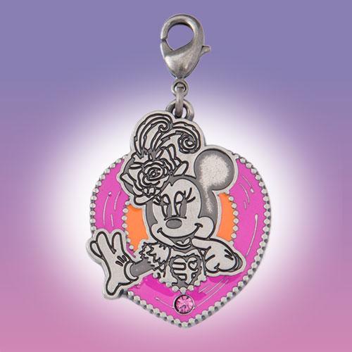 迪士尼35週年2018萬聖節期間限定掛飾吊飾裝飾品米妮minnie