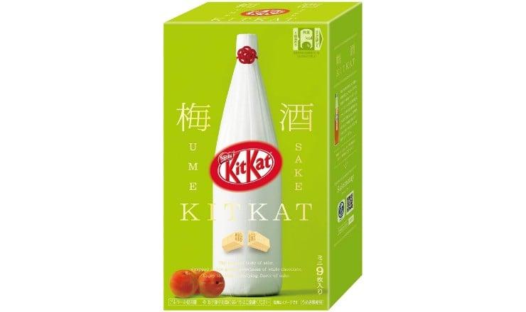 梅酒口味的KITKAT商品登場!「CRAFT SAKE WEEK@KITKAT BAR」於東日本橋限定開幕 甜點、酒吧、
