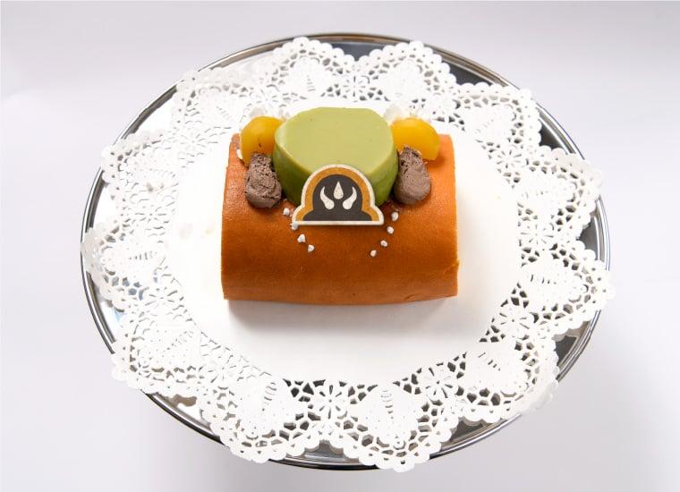小櫻手作小狼蛋糕
