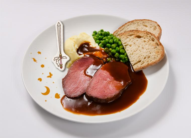 時鐘之國英國風烤牛肉