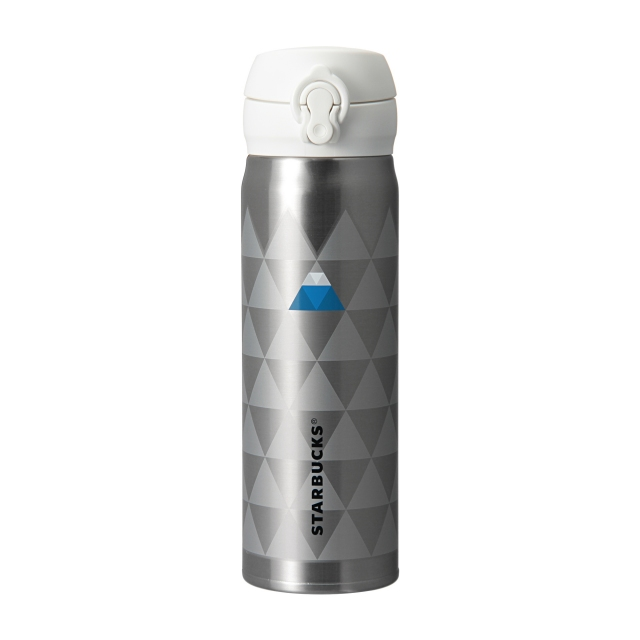 星巴克富士山不鏽鋼保溫瓶