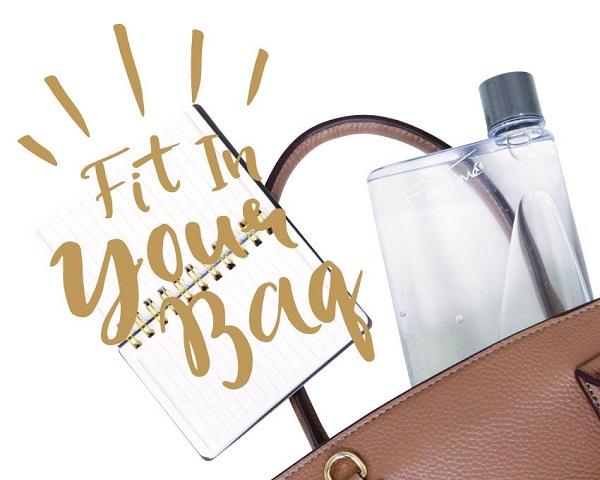 透明環保水瓶