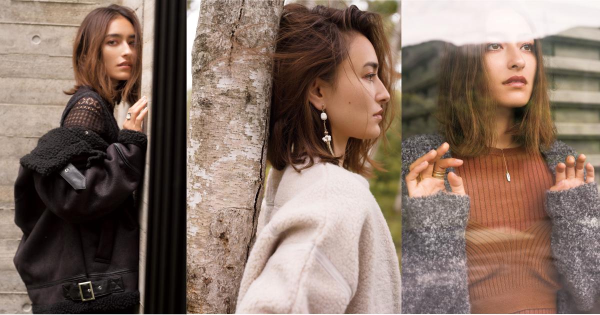 穿出秋冬的多層次休閒魅力,由長谷川潤演繹的Ungrid秋冬系列