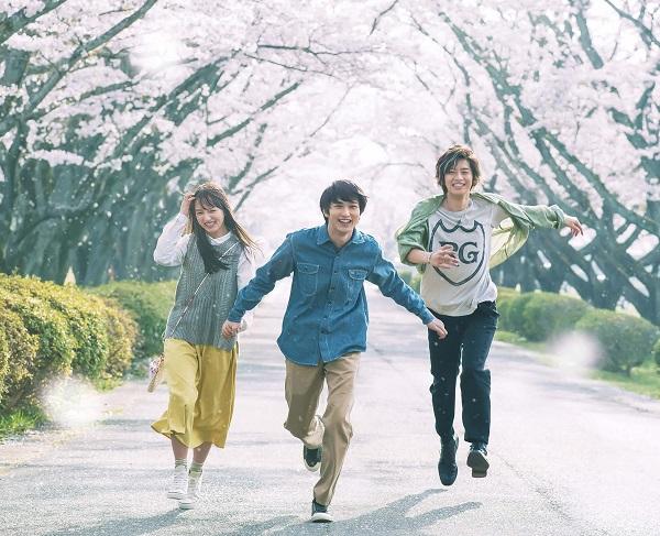 《愛唄-約束のナクヒト》電影海報