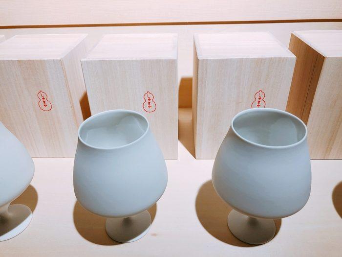 中田英壽監製日本酒杯「Milano」