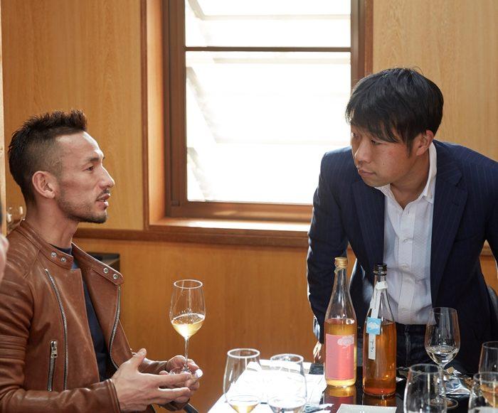 KITKAT BAR日本酒
