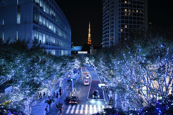 櫸坂燈飾節中將出現10公尺的聖誕樹!Roppongi Hills Christmas 2018 在六本木、燈飾、聖誕節、